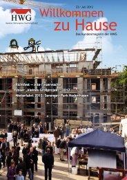 """Alte Feuerwache Unser """"kleines Großprojekt"""" 2012 ... - HWG"""