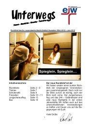 21. April 2012 Auf geht's nach - Evangelisches Jugendwerk Bezirk ...