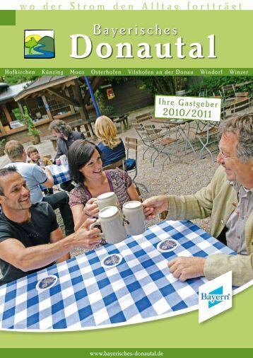 Urlaubs- & Freizeitinfos - Bayerisches Donautal