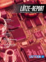 Technik mit System - Lutze Inc.: Home