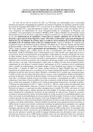 ATA DA 1a. REUNIÃO ORDINÁRIA DO COMITÊ DO ... - Abema