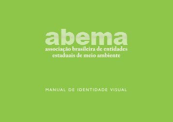 Manual de Identidade Visual - Abema