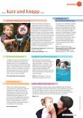 Lerngesundheit - DGUV Kinder, Kinder - Seite 3