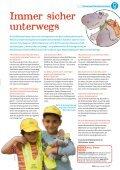 Lerngesundheit - DGUV Kinder, Kinder - Seite 7