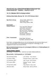 2012-09-25 DM Halle Elite 2012 Spielfolgen Radball-Radpolo
