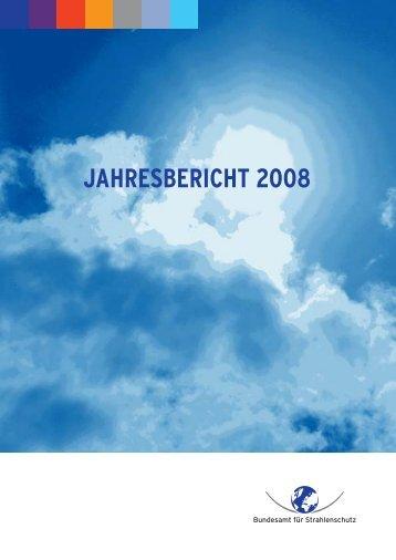BfS _2009_JB2008.pdf - DORIS - Bundesamt für Strahlenschutz