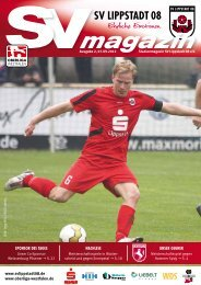 Download - SV Lippstadt 08
