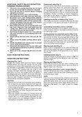 4604D 4604DW - Makita Werkzeug Ges.m.b.H. - Page 7
