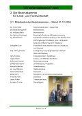 Tätigkeitsbericht 2004 - Page 5