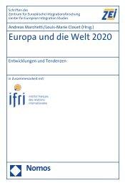 Europa und die Welt 2020 - Zum Nomos-Shop