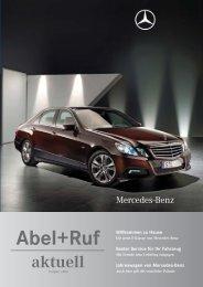 Zeitung _1_09.qxp - Mercedes-Benz Abel+Ruf GmbH