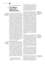 Fast 50 Millionen Deutsche online - ARD - ZDF Onlinestudie
