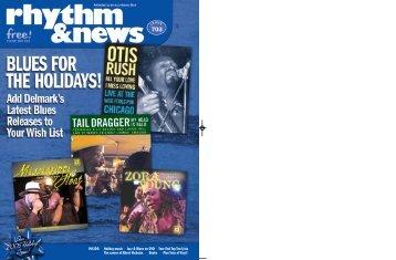 INSIDE: Holiday music • Jazz & Blues on DVD ... - Delmark Records