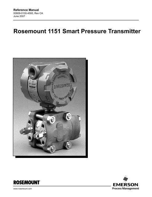 Rosemount 1151 Smart Pressure Transmitter - Industry Surplus ... on barrett wiring diagram, harmony wiring diagram, fairmont wiring diagram, wadena wiring diagram, regal wiring diagram, walker wiring diagram, becker wiring diagram, ramsey wiring diagram,