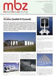 20 Jahre Qualität & Dynamik - supeero