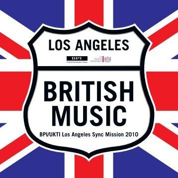 BRITISH MUSIC - BPI
