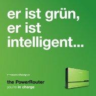 er ist grün... und er ist anders - jms Solar Handel GmbH