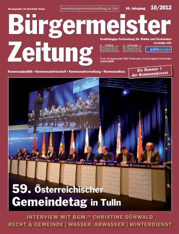Ausgabe 10/2012 - Webway.at