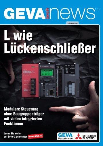 technews 1/2012 - GEVA