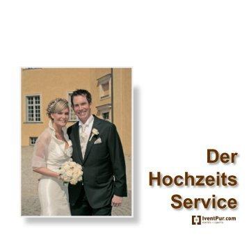 Der Hochzeits-Service
