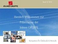 Systembau - JOLMES GRUPPE