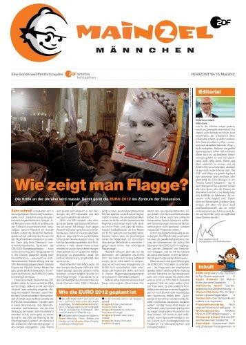 WiezeigtmanFlagge? - ZDF Werbefernsehen