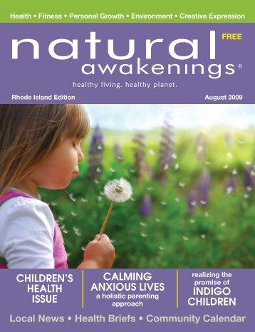 indigo children calming anxious lives children's health issue
