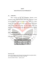 BAB IV HASIL PENELITIAN DAN PEMBAHASAN ... - Repository UPI