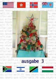Neues aus aller Welt 3 - Augustana-Hochschule Neuendettelsau