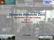 Towards Absolute Zero