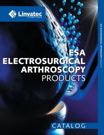 ESA ELECTROSURGICAL ARTHROSCOPY