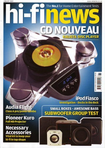 Download PDF - Absolute Sounds