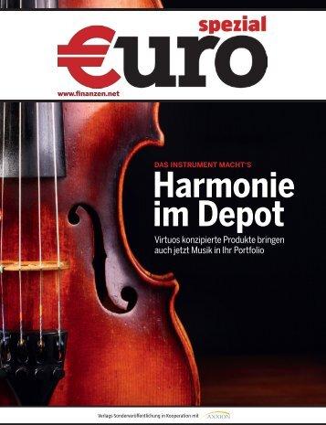 Harmonie im Depot - Axxion