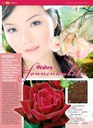 auch Rosen haben Freunde - Blumenwelt Hödnerhof
