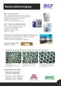 Rasterwalzenreinigung - RGF Rabl André Graphischer Fachhandel - Seite 3