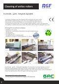 Rasterwalzenreinigung - RGF Rabl André Graphischer Fachhandel - Seite 6