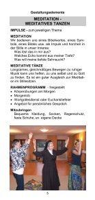 Meditieren - Marienschwestern vom Karmel - Seite 5