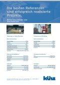 Automatische Containerkrananlagen für ... - Hans Künz GmbH - Page 4
