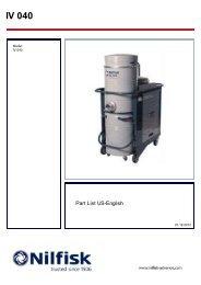 wiring diagram 1 - Nilfisk-Advance Group