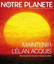 Notre Planète - UNEP