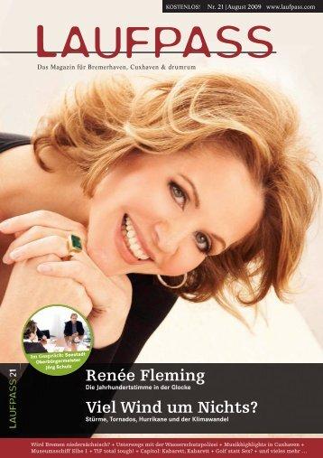 Renée Fleming Viel Wind um Nichts? - LAUFPASS Online