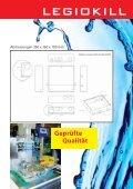 LEGIOKILL – die innovative Möglichkeit zur Abtötung von Legionellen - Seite 7