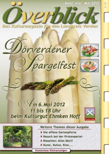 Mai 2012 - Verden Info
