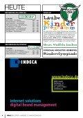 Kinderolympiade Heute: Waffeln backen - FC Laube 02 - Page 6