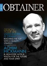 ACHIM HICKMANN - Hickmann GmbH
