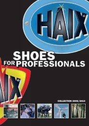 HAIX Katalog 2009