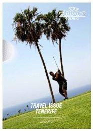 travel issue tenerife - auf Caligari Golf Equipment