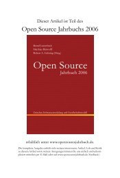 Download (1,6 MB) - Open Source Jahrbuch