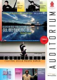 SUL BEL DANUBIO BLU - Accademia Nazionale di Santa Cecilia