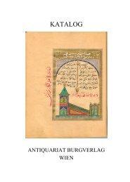 Herunterladen als PDF-Datei - Antiquariat Burgverlag